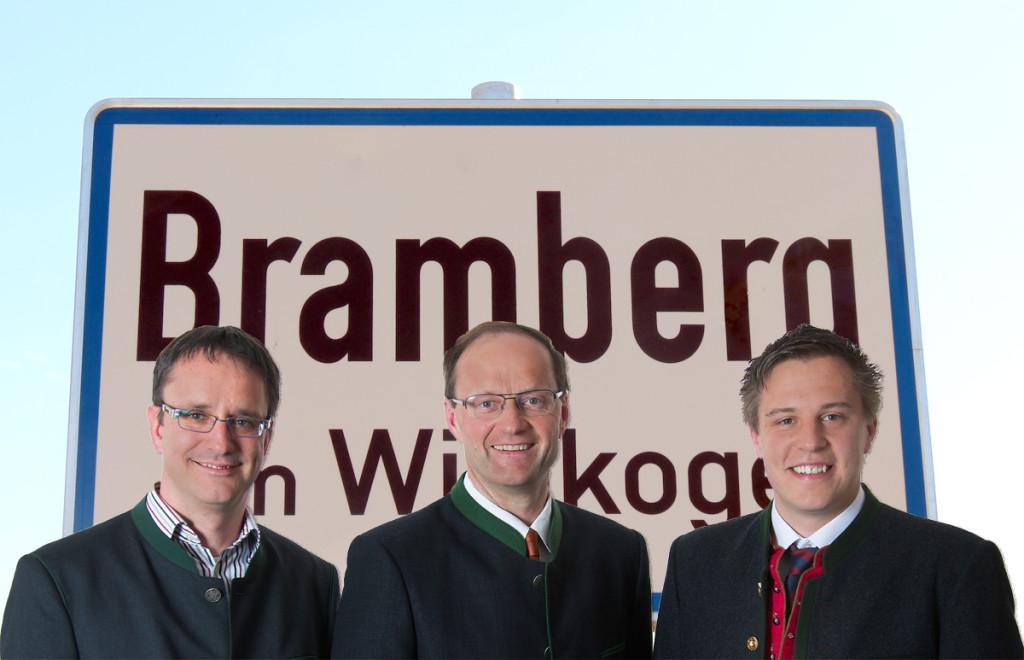 Das Team der Bramberger Bürgerliste